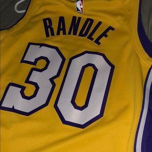 Lakers Julius Randle jersey barely worn